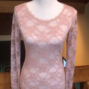 Pink Lace Blouse (22)
